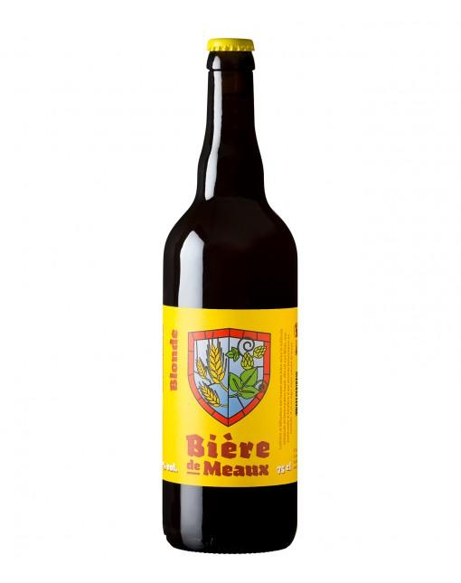 Biere De Meaux Blonde 75cl
