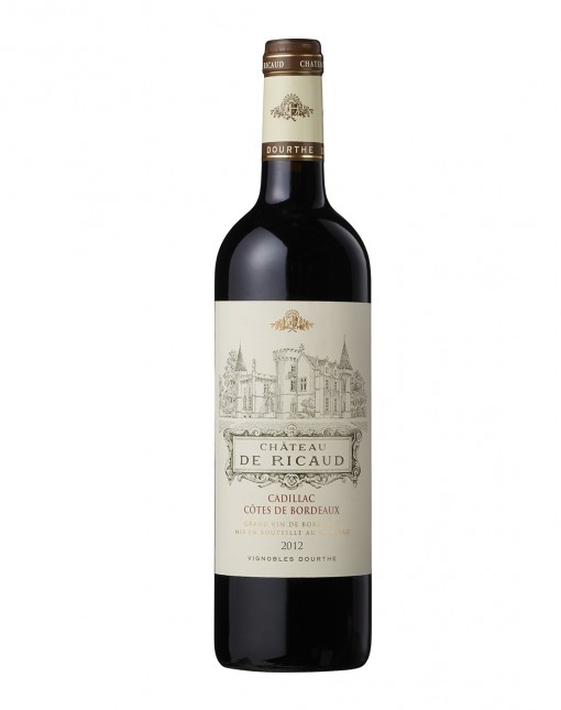 Château Ricaud Rouge