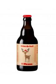 Bière De Meaux Noël 33cl