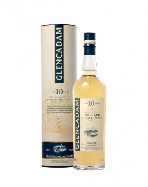 Glencadam 10 Ans