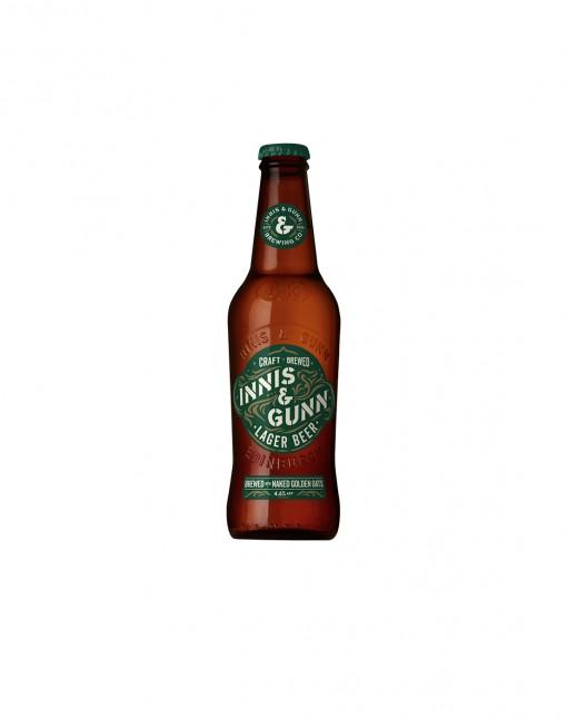 Innis Gunn Lager 33cl