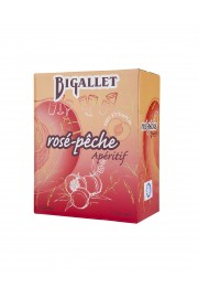 Bigallet Rosé Peche 3 L