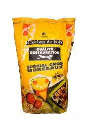 Charbon Bois Restauration 50l