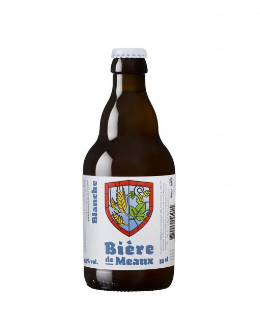 Biere De Meaux Blanche 33cl