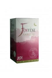 Vignerons Ardéchois Rosé 10 L