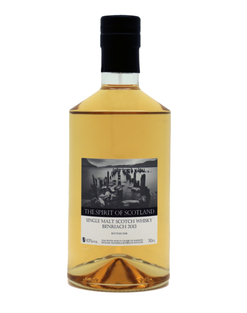 The Spirit Of Scotland Benriach 2013