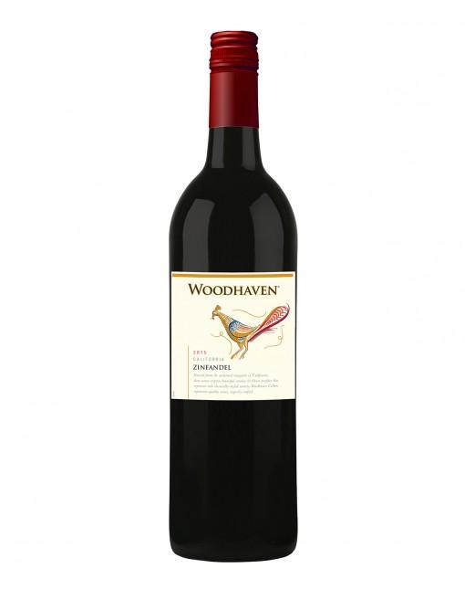 Woodhaven Zinfandel Rouge