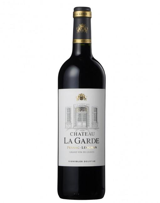 Château La Garde Rouge 2012