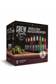 Coffret Crew Repulic 8x33cl