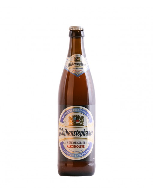 Weihenstephaner Hefeweissbier Blonde 50cl