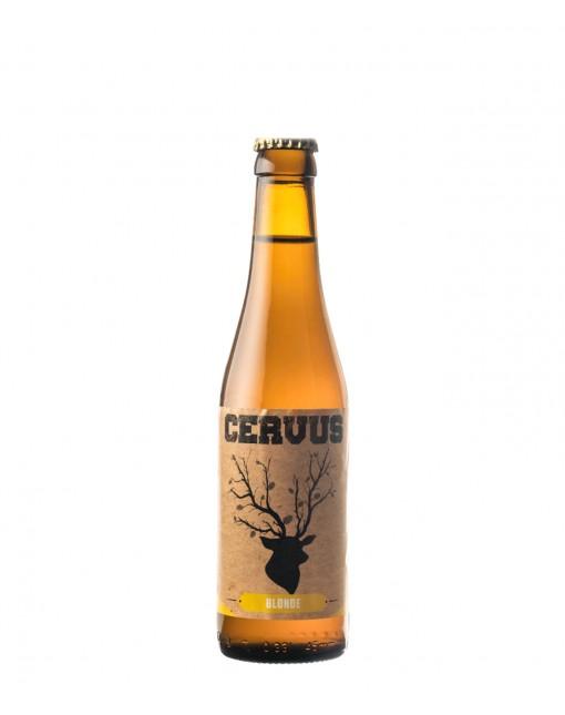 Cervus Blonde 4.8% 33cl