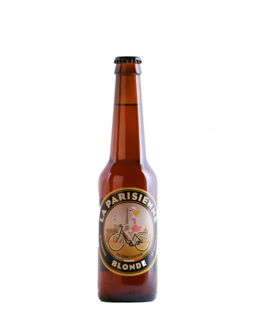 La Parisienne Pale Ale Blonde 33cl