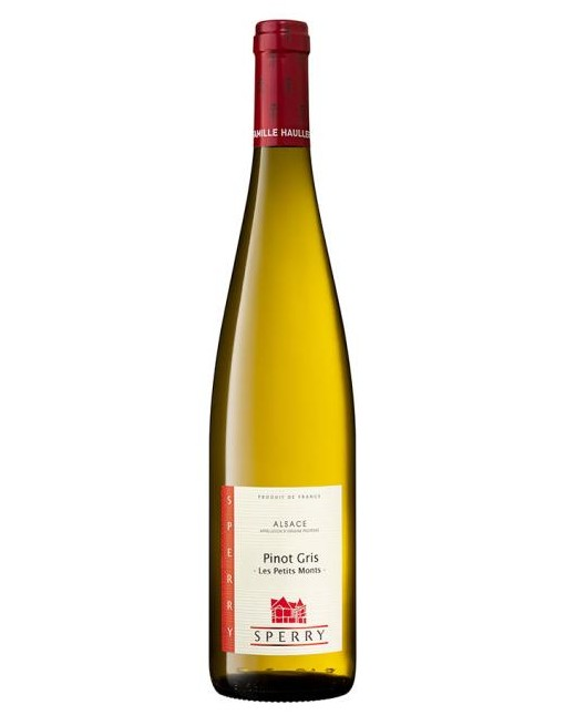 Pierre Sperry Pinot Gris Petits Monts 2018