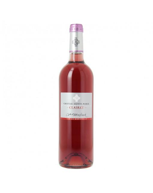 Château Sainte Marie Clairet Rosé 2019