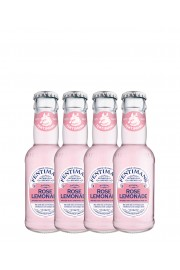 Fentimans Rose Lemonade 4x20cl