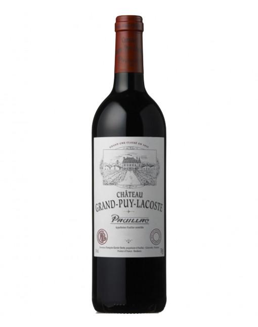 Château Grand Puy Lacoste 2017