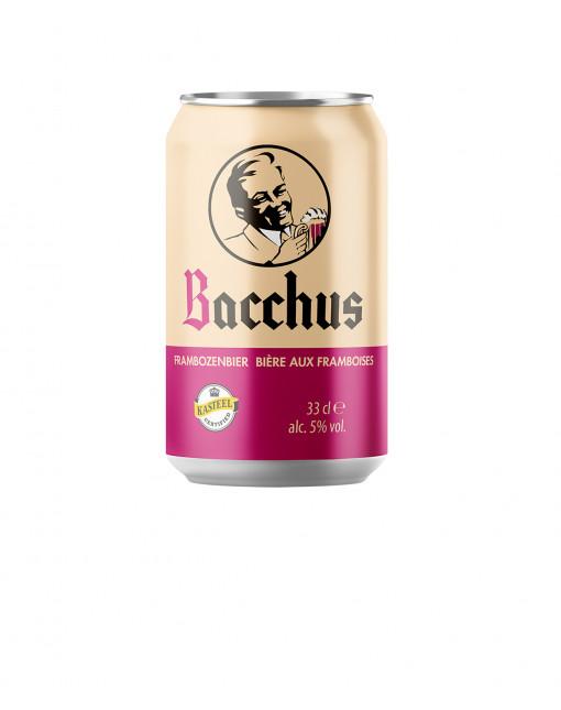 Bacchus Framboise Canette 33cl