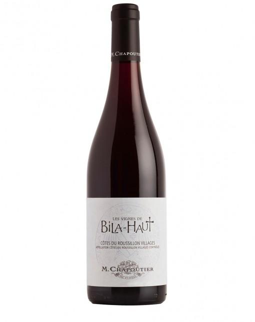M. Chapoutier Les Vignes De Bila - Haut