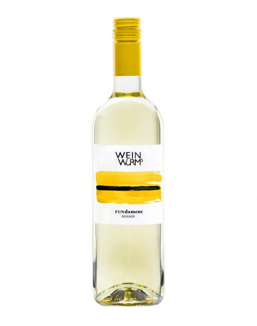 Weinwurm Fundament Rivaner