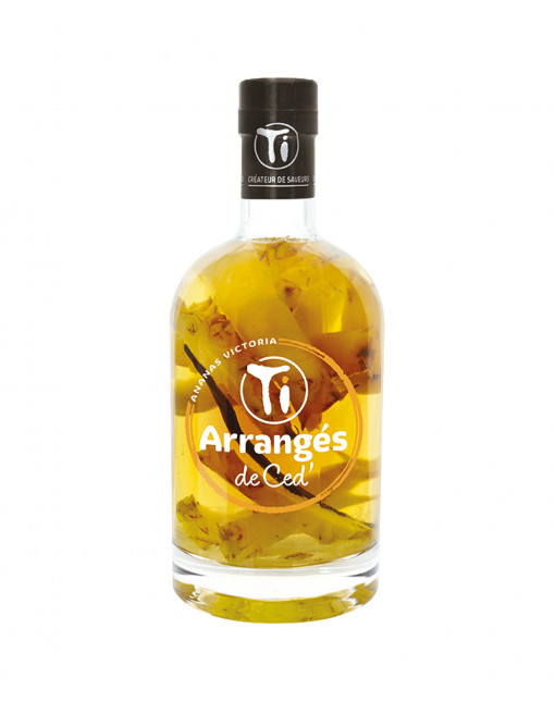 Ti Arrangés De Ced Ananas  Victoria 150cl