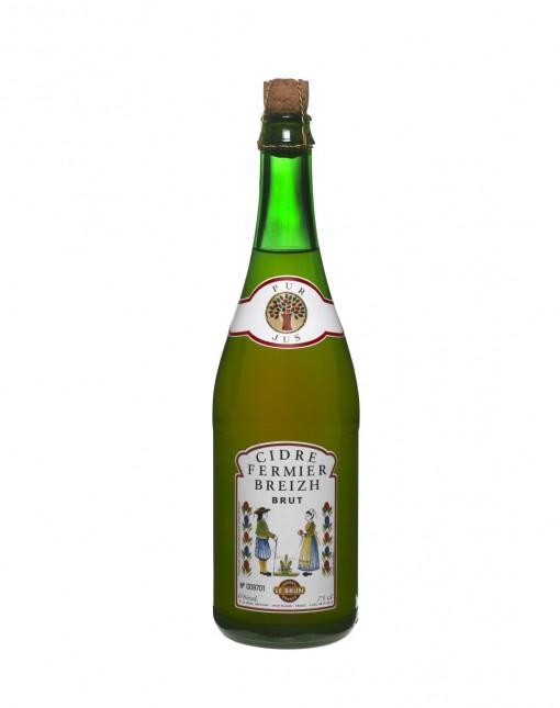Cidre Breizh Fermier