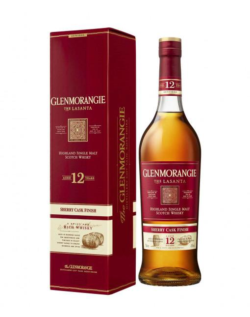 Glenmorangie 12 Ans Lasanta