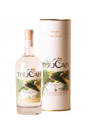 Toucan Canister Blanc