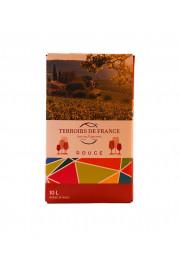 Cave De Rasteau Terroirs De France Rouge 10 L