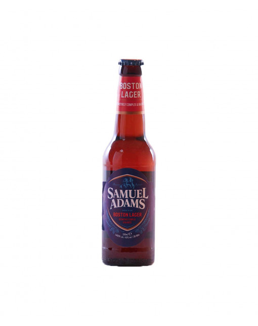 Samuel Adams Boston Lager 33cl