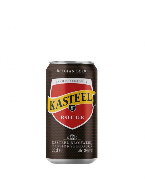 Kasteel Rouge  Canette 25cl
