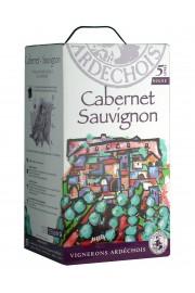 Vignerons Ardéchois Cabernet Sauvignon 5 L