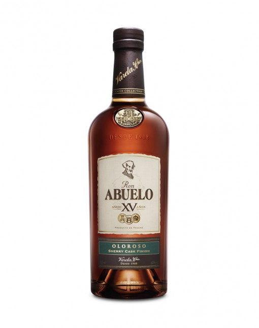 Abuelo 15 Ans Finition Sherry Olorosso