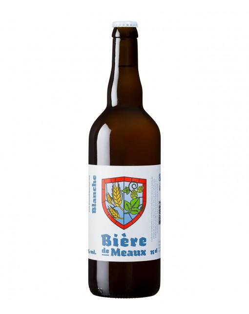 Biere De Meaux Blanche 75cl