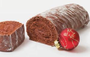 Avec la bûche de Noël et les desserts ?