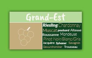 Route des vins du Grand-Est
