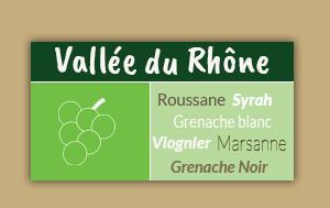 Route des vins du Rhône
