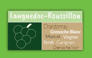 Route des vins du Languedoc-Roussillon