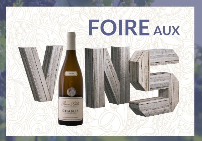 Foire aux Vins grands vins de France