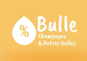Toutes nos bulles en promotion
