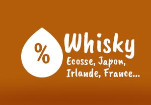 Nos whiskies en promotion