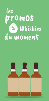Whisky en promotion