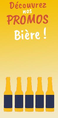 bière promotion