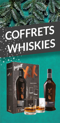 coffrets whiskies