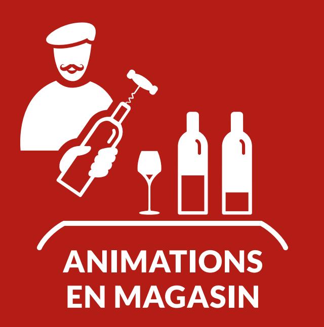 Animation en magasin