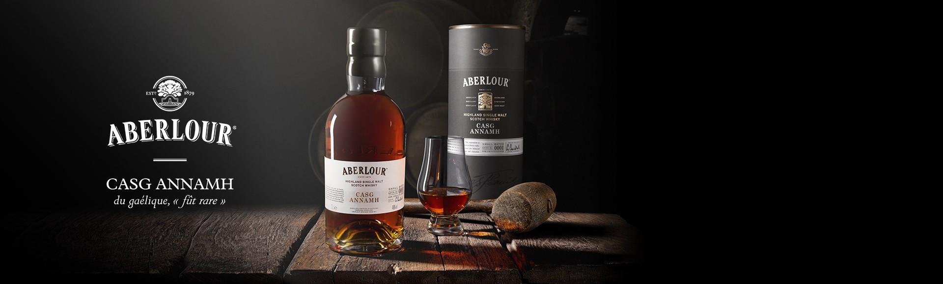 Aberlour, de grands whiskies à découvrir !