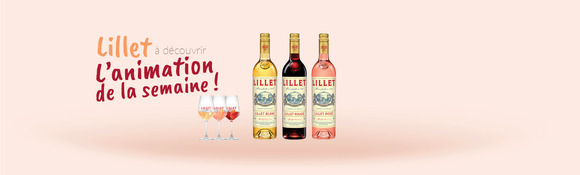 Animation Lillet