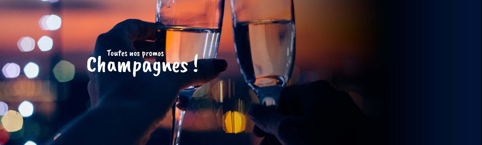 Nos  Champagnes !