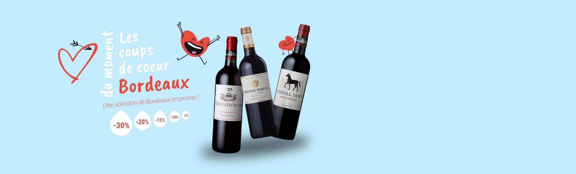 Les coups de cœur Bordeaux !