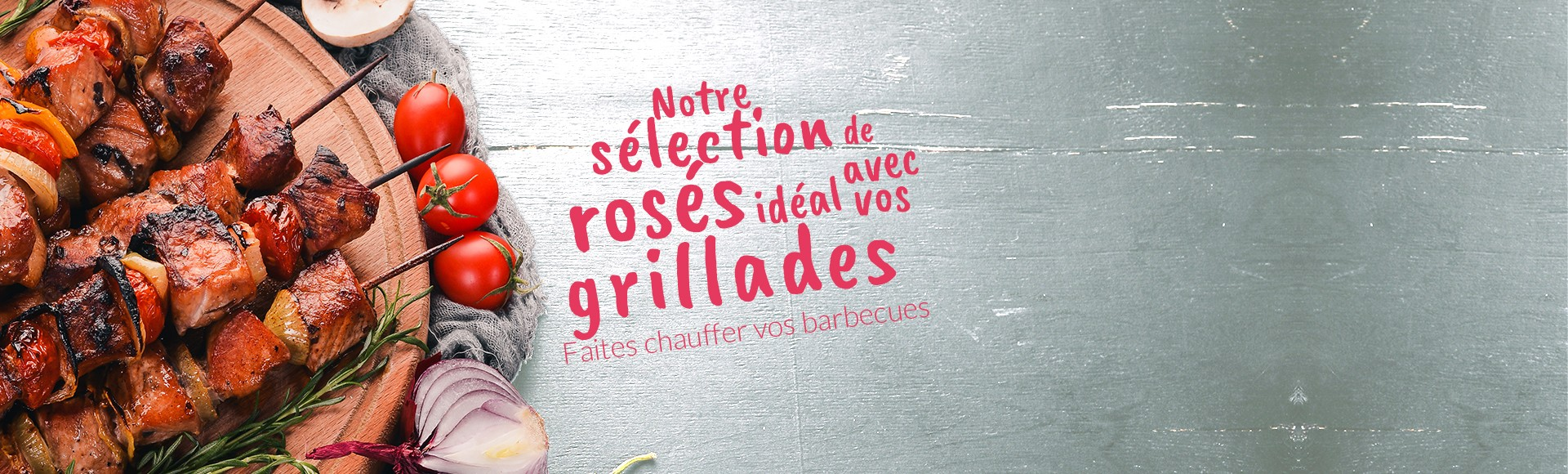 Vos accords grillades
