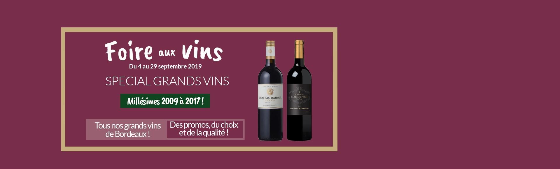 Bordeaux Grand Cru